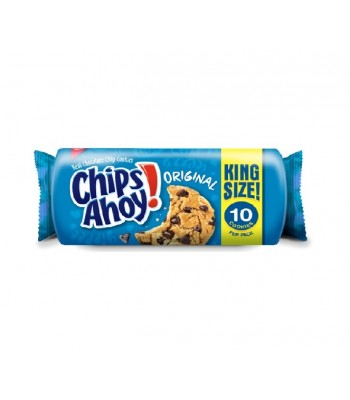Chips Ahoy! Original King Size 3.75oz (106g) Cookies and Cakes Chips Ahoy