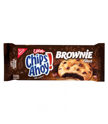 Clearance Special - Chips Ahoy Brownie King Size 3.4oz ** 14th August 2017 ** Clearance Zone