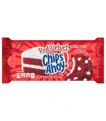 Chips Ahoy! Red Velvet Filled Soft Cookies - 9.6oz (272g)