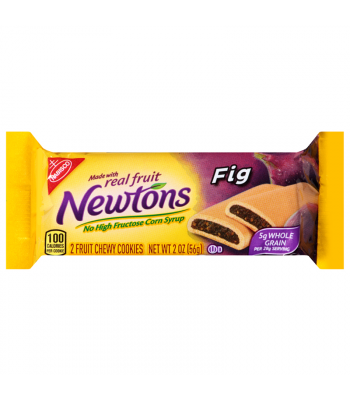 Fig Newtons - 2oz (56g) Cookies and Cakes Nabisco