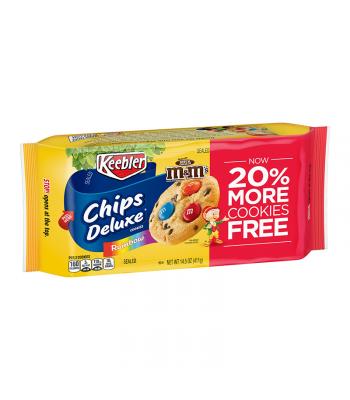Keebler Chips Deluxe Rainbow Cookies - 14.5 oz (411g) Food and Groceries Keebler
