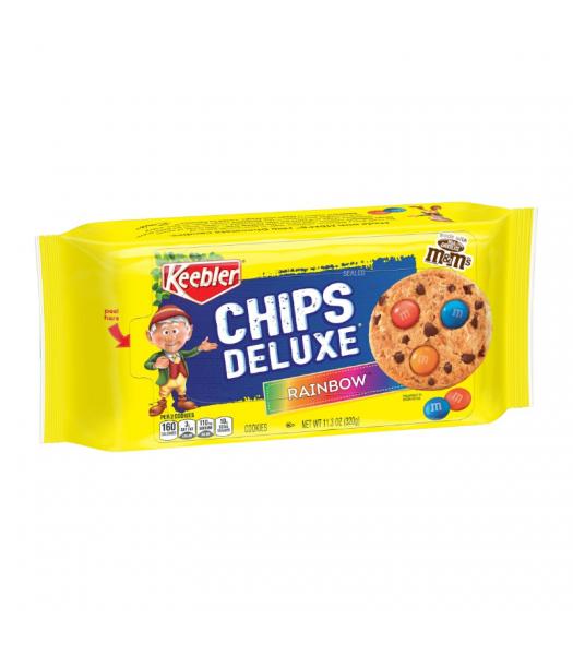 Keebler Chips Deluxe Rainbow Cookies - 11.3oz (320g) Cookies and Cakes Keebler