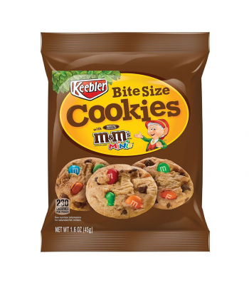 Keebler Bite Size Cookies 1.6oz (45g) Cookies and Cakes