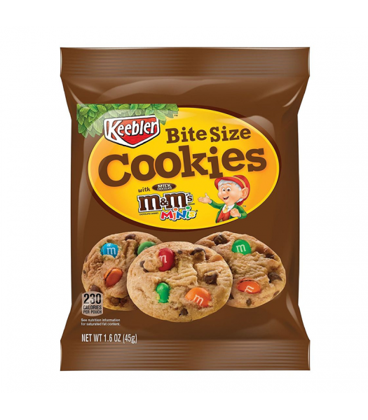 Keebler Bite Size Cookies 1.6oz (45g) Cookies and Cakes Keebler