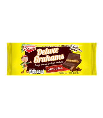 Keebler Deluxe Grahams - 12.5oz (354g) Food and Groceries Keebler