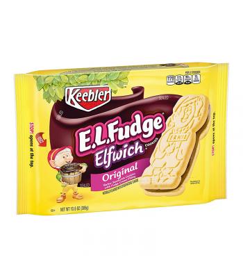 Keebler E.L. Fudge Elfwich Original Cookies - 13.6oz (385g) Cookies and Cakes Keebler