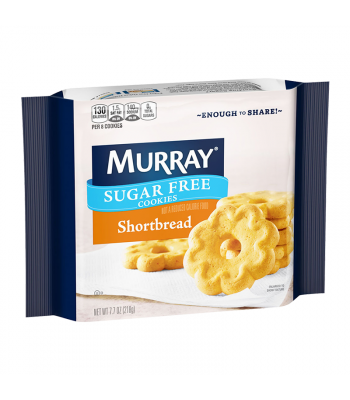 Keebler - Murray Sugar Free Shortbread Cookies - 7.7oz (218g) Cookies and Cakes Keebler