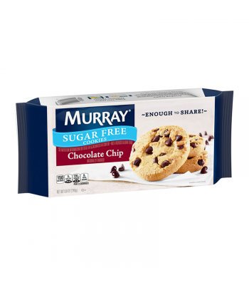Murray Sugar Free Chocolate Chip Cookies - 8.8oz (249g) Food and Groceries