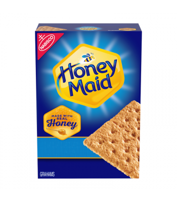 Clearance Special - Nabisco Honey Maid Grahams Crackers - 14.4oz (408g) **Best Before: Dec/Jan 21* Clearance Zone