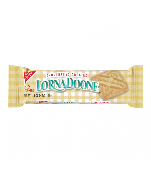 Nabisco Lorna Doone Shortbread Cookies 1.5oz (42g) Cookies and Cakes Nabisco