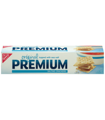 Nabisco Premium Saltine Crackers 4oz (113g)