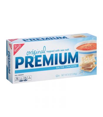 Nabisco Premium Saltine Crackers - 8oz (226g) Food and Groceries Nabisco