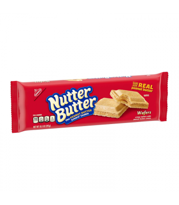 Nutter Butter Peanut Butter Pattie Wafer Cookies - 10.5oz (297g) Cookies and Cakes Nutter Butter