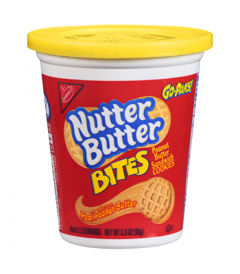 Clearance Special - Nutter Butter Bites Go Pak 3.5oz (99g) ** Best Before: 28 March 2017 ** Clearance Zone