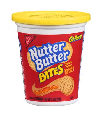 Nutter Butter Bites Go Pak 3.5oz (99g) Cookies & Biscuits Nutter Butter