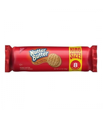 Nutter Butter King Size - 3.5oz (99g) Cookies and Cakes Nutter Butter