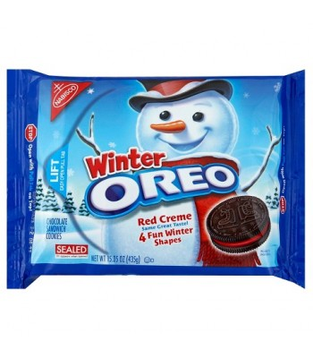 Clearance Special - Oreo Winter 15.25oz ** April 2017 ** Clearance Zone