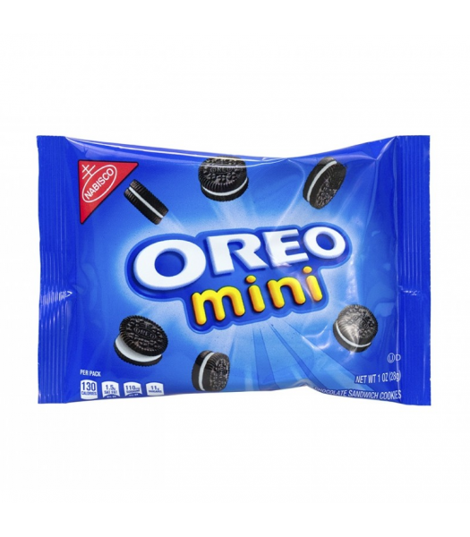 Oreo Mini Snack Pack - 1oz (28g) Cookies and Cakes Oreo