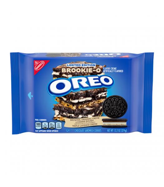 OREO Brookie-O Cookies 13.2oz (374g) Cookies and Cakes Oreo