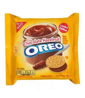 Oreo Chocolate Hazelnut - 10.7oz (303g) Cookies and Cakes Oreo