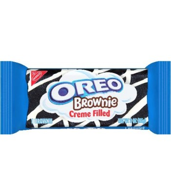 Clearance Special - Oreo Creme Filled Brownie 3oz (85g) **Best Before 28 February 20** Clearance Zone