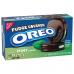 Oreo Fudge Covered Mint Creme - 9.9oz (280g) Cookies and Cakes Oreo