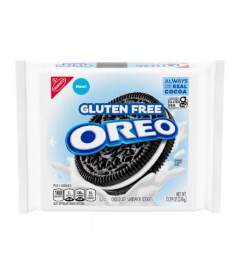 Oreo Gluten Free Cookies - 13.29oz (376g) Cookies and Cakes Oreo