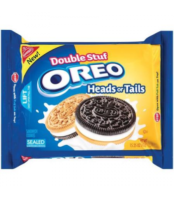 Oreo Heads or Tails 15.25oz (432g) Cookies & Biscuits Oreo