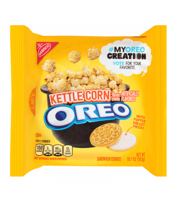 Oreo Kettle Corn 10.7oz (303g)