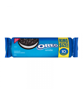 Oreo King Size 10 Cookies 4oz (113g) Cookies and Cakes Oreo