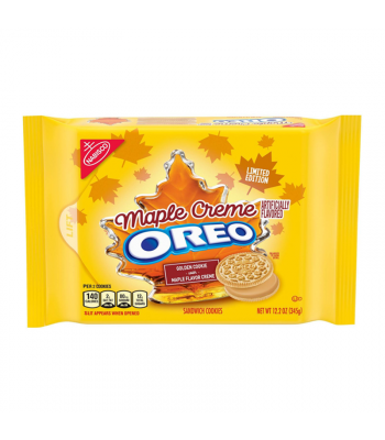 Oreo Maple Creme - 12.2oz (345g) Cookies and Cakes Oreo