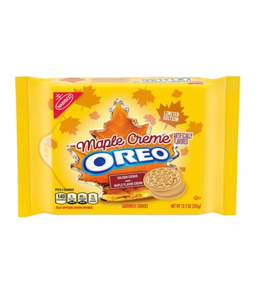 Oreo Maple Creme - 12.2oz (345g) Cookies and Cakes Oreo