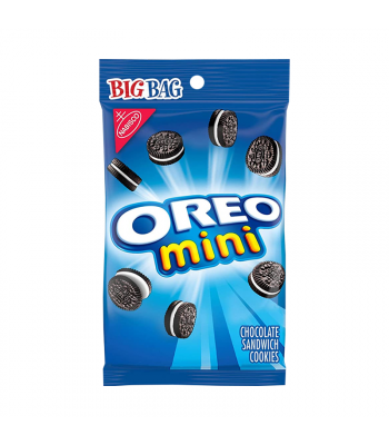 Clearance Special - Oreo Mini Big Bag 3oz (85g) **Best Before: May 21** Clearance Zone