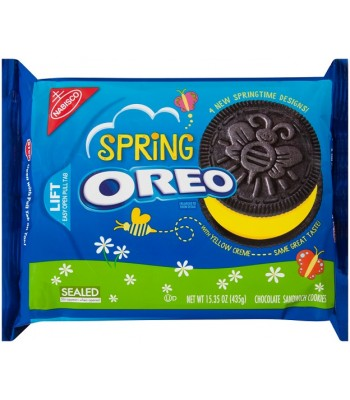 Oreo Spring Sandwich Cookies 15.35oz (435g) Cookies & Biscuits Oreo
