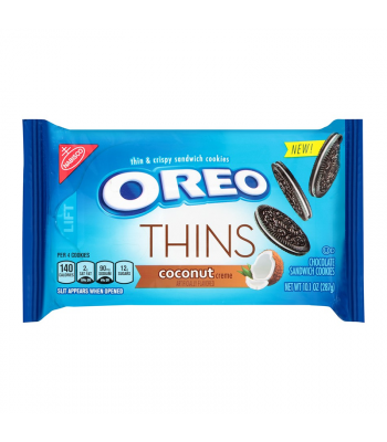 Oreo Thins Coconut - 10.1oz (287g) Cookies and Cakes Oreo