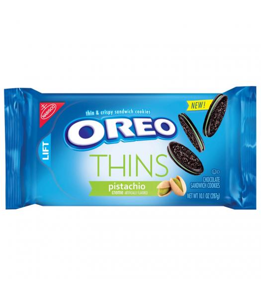 Oreo Thins Pistachio - 10.1oz (287g) Cookies and Cakes Oreo