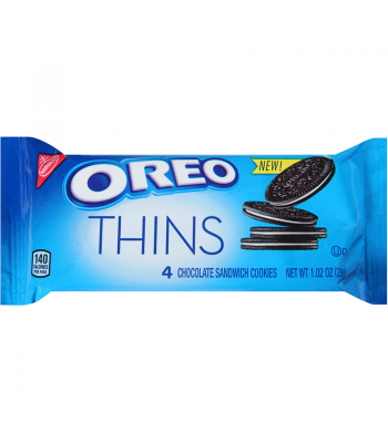 Clearance Special - Oreo Thins 1.02oz (29g) (Best Before: September 2016) Clearance Zone