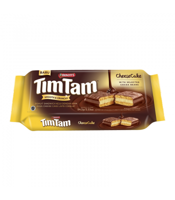 Arnott's Tim Tam Cheesecake - 3.33oz (94.5g) Cookies and Cakes Tim Tam