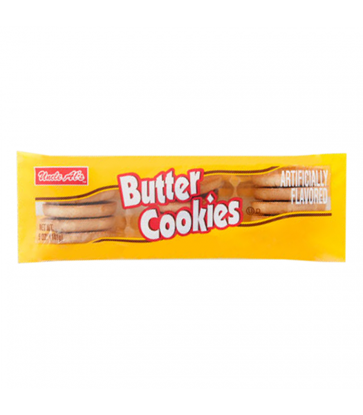 Uncle Al's Butter Cookies - 5oz (141g) Cookies and Cakes Bud's Best
