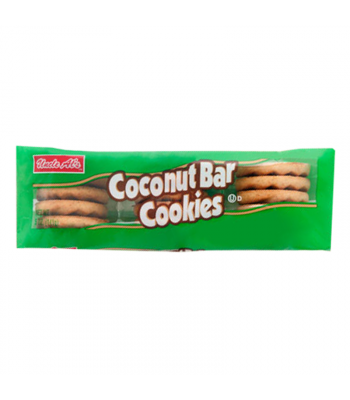 Uncle Al's Coconut Bar Cookies - 5oz (141g) Cookies and Cakes Bud's Best