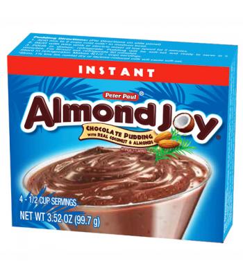 Hershey's Almond Joy Instant Pudding 3.52oz (100g) Jelly & Puddings Hershey's