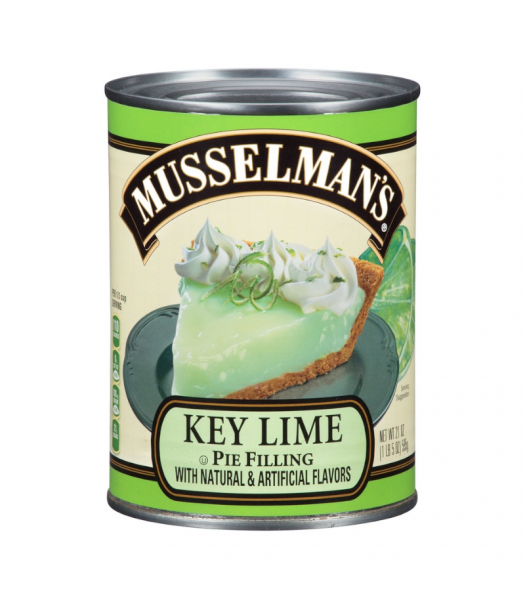 Musselman's Key Lime Pie Filling - 21oz (595g) Food and Groceries