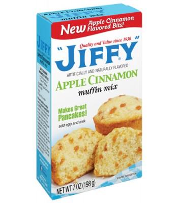 Jiffy Apple & Cinnamon Muffin Mix 7oz (198g) Baking & Cooking Jiffy