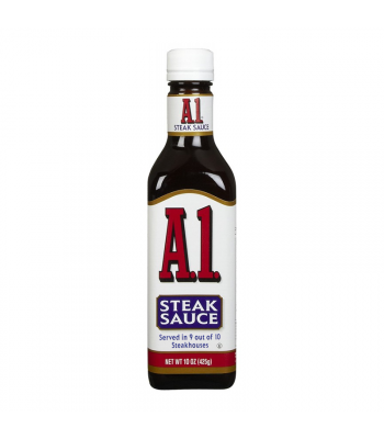 A1 Steak Sauce 10oz (283g) Sauces & Condiments A1