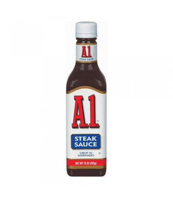 Clearance Special - A1 Steak Sauce 15oz (425g) (Best Before: 01 Oct 2016) Clearance Zone