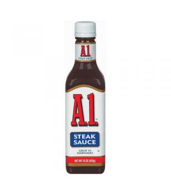 A1 Steak Sauce 15oz (425g)