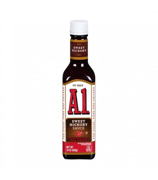 A1 Steak Sauce Sweet Hickory 10oz (283g)