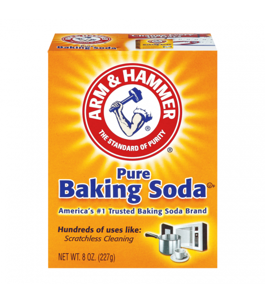 Arm & Hammer Baking Soda 8oz (227g) Food and Groceries