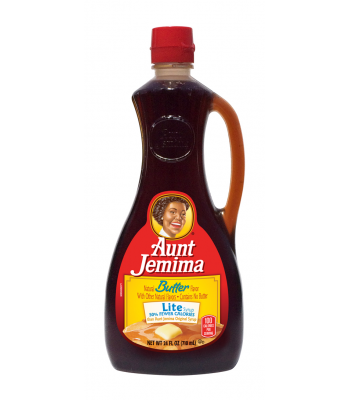 Aunt Jemima Butter Lite Syrup 24oz (710ml) Breakfast & Cereals Aunt Jemima