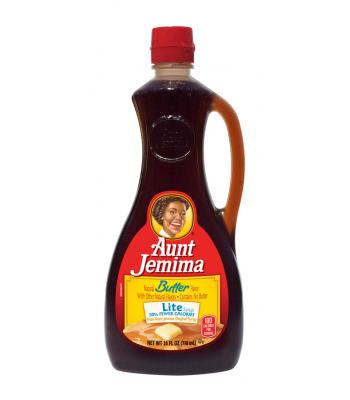 Aunt Jemima Butter Lite Syrup 24oz (710ml) Breakfast & Cereals Aunt Jemima